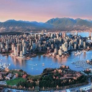 CANADA (VANCOUVER - EDMONTON...